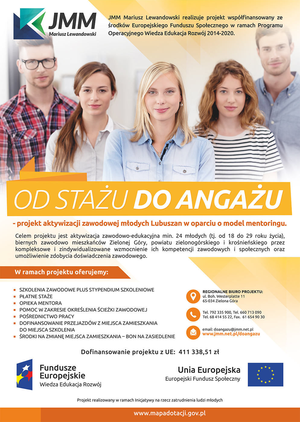 529 plakat OD STAZU DO ANGAZU